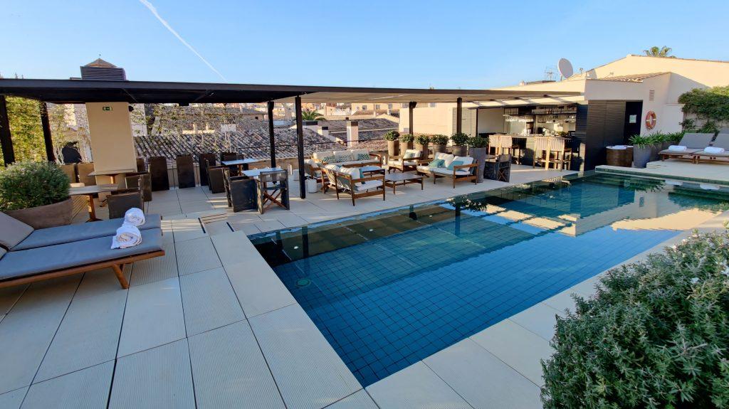 Sant Francesc Hotel Singular Palma De Mallorca Pool 4