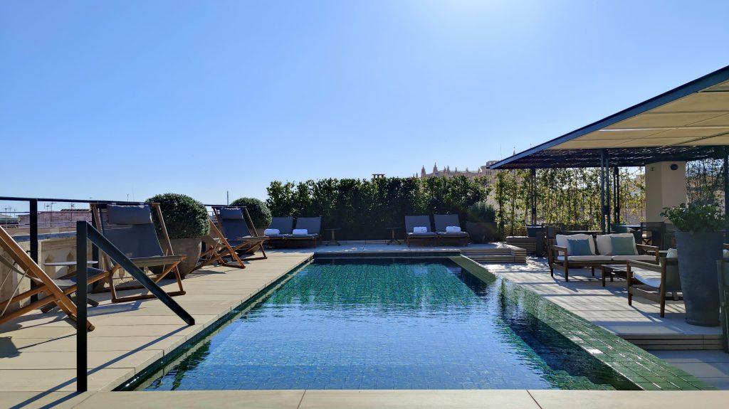 Sant Francesc Hotel Singular Palma De Mallorca Pool 9