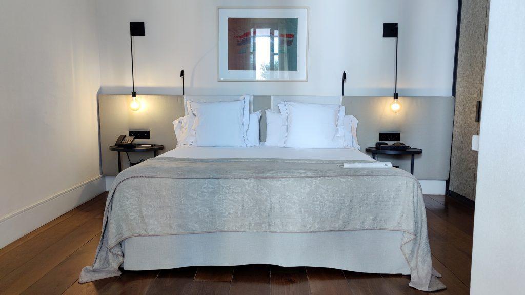 Sant Francesc Hotel Singular Palma De Mallorca Zimmer