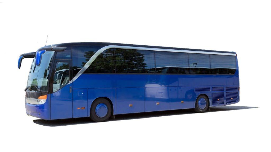 Flughafentransfer im Shuttlebus