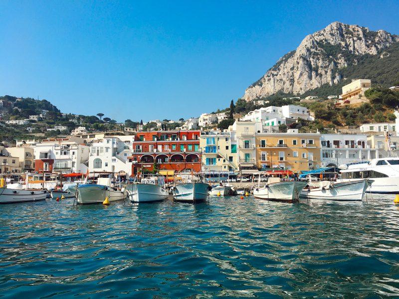Insel Capri, Italien