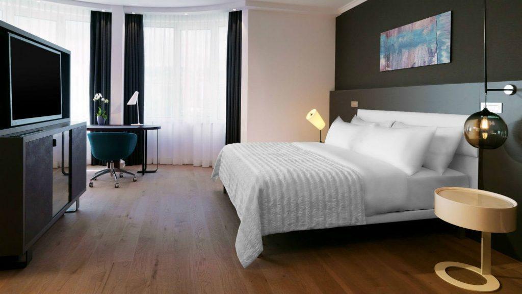 Le Meridien Stuttgart Room