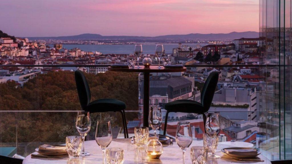 Restaurant Lissabon View 2