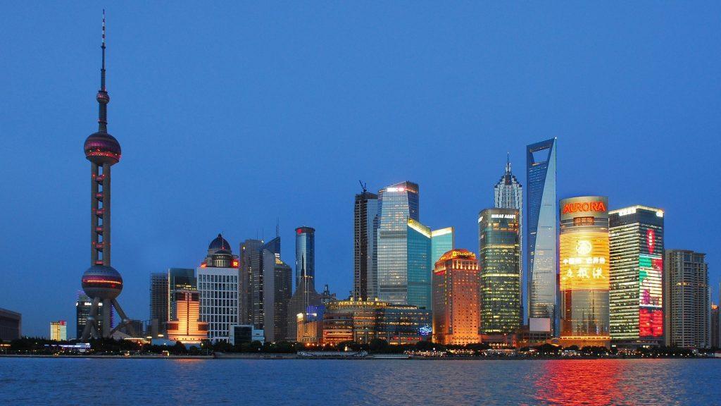 Transsib Zielort Shanghai