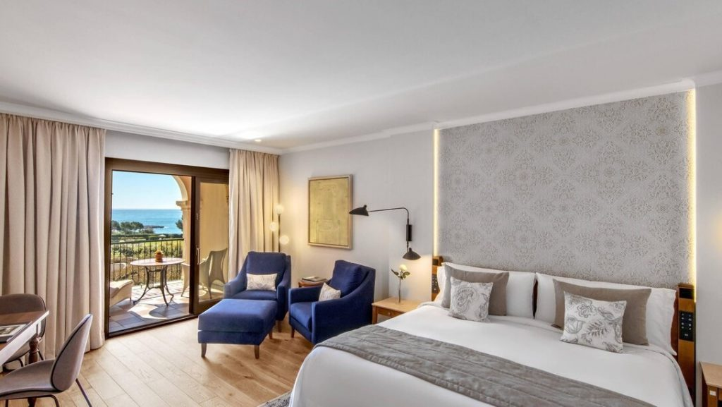 St. Regis Mallorca Zimmer 2