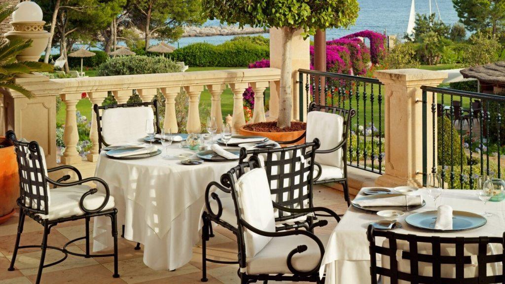 St. Regis Restaurant Mallorca 2