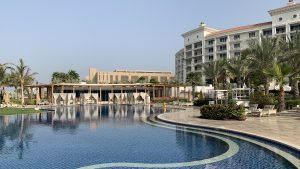 Waldorf Astoria Dubai The Palm Pool