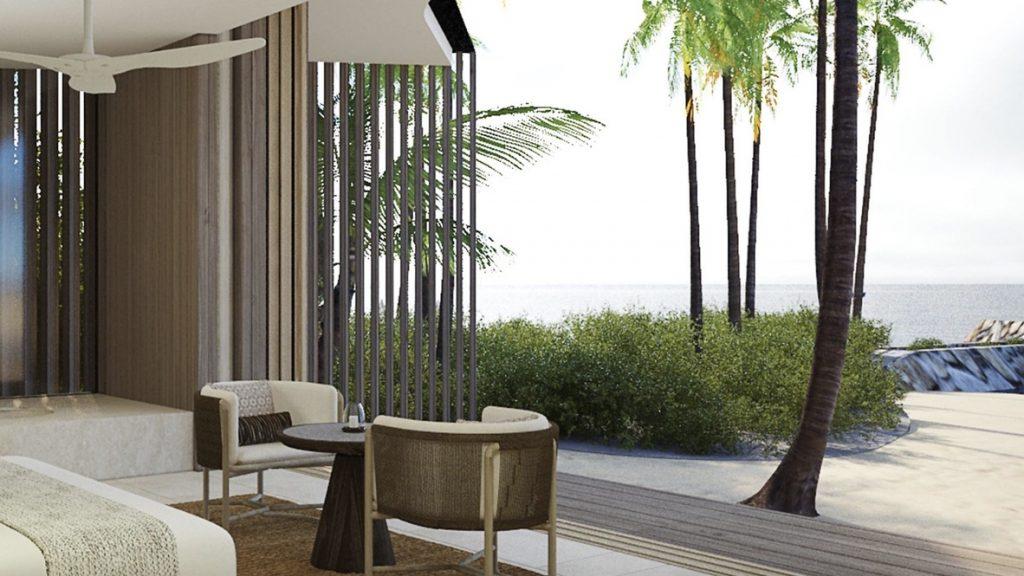 Ritz-Carlton Fari Island Strandvilla