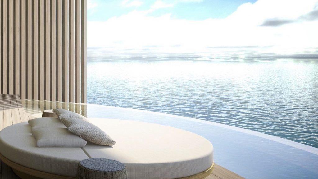 Ritz-Carlton Fari Island Wasservilla
