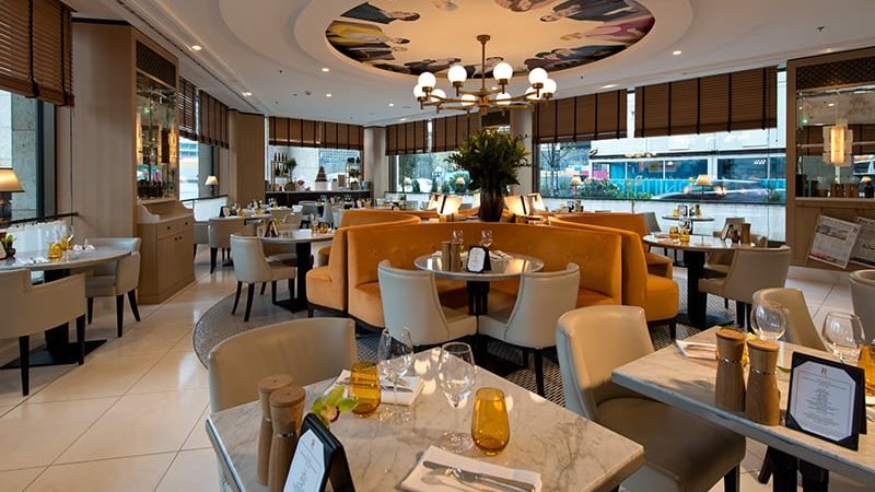 Waldorf BErlin Restaurant