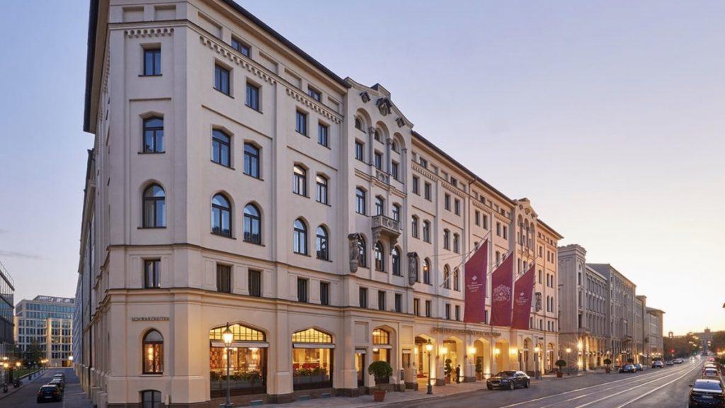Hotel Vier Jahreszeiten München
