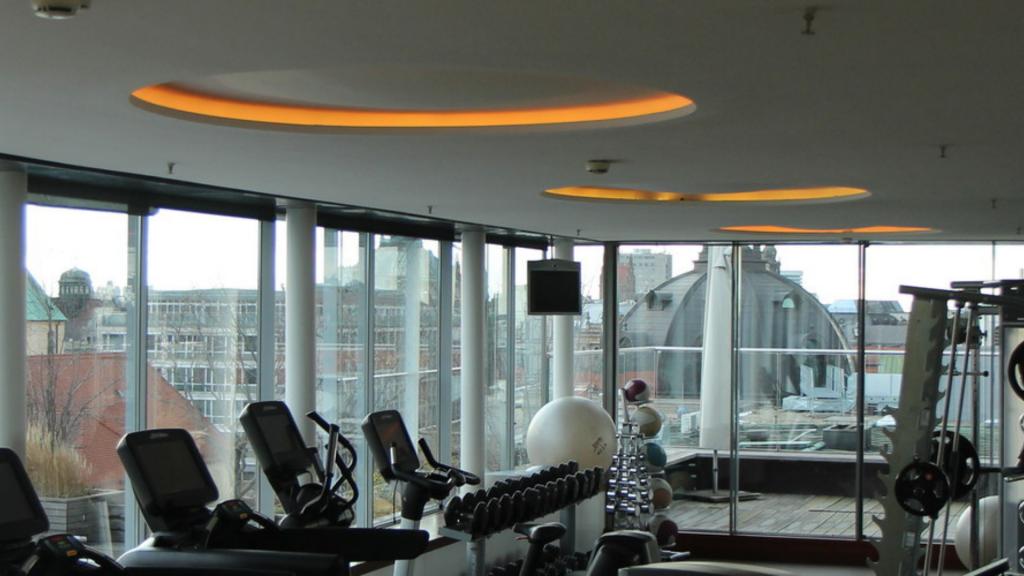 Bayerischer Hof Fitnessraum 1