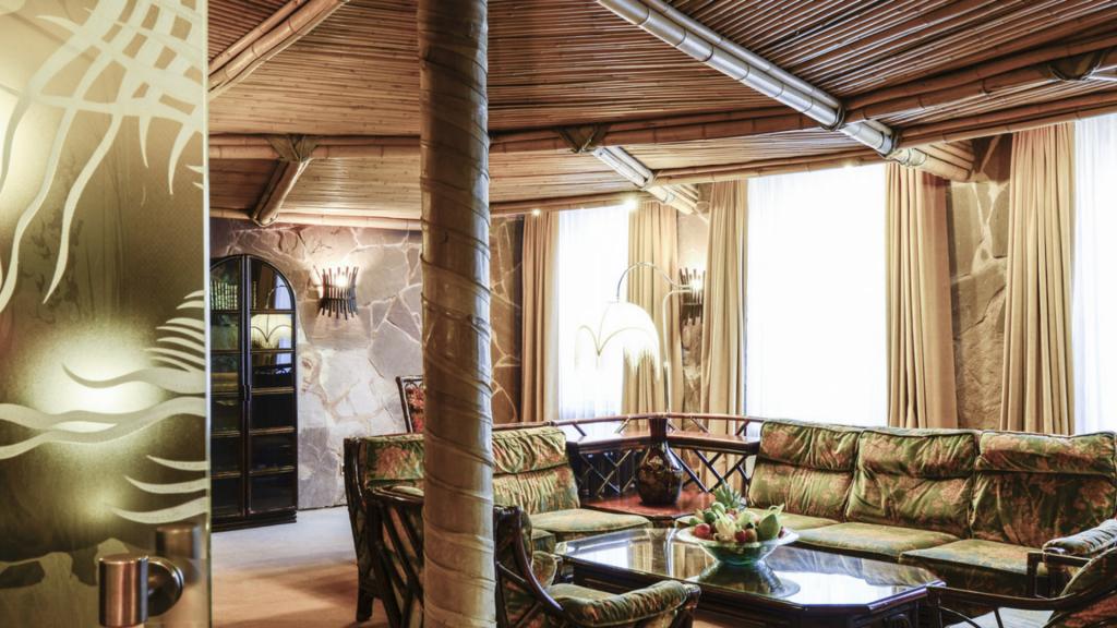 Bayerischer Hof Trauminsel Suite