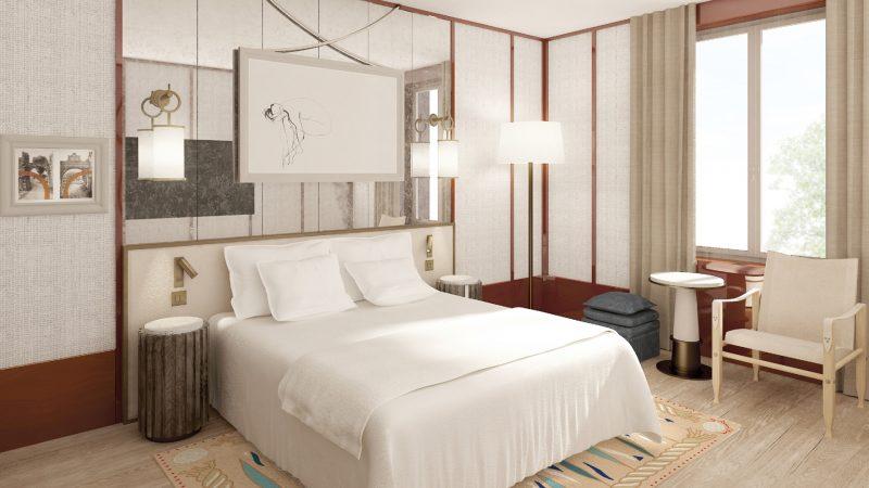 Belgrand Paris Tapestry Collection Hilton 01