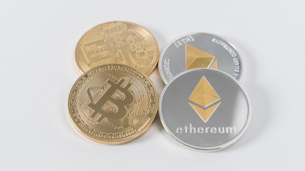 Handel mit Bitcoin und Ether bei Nuri