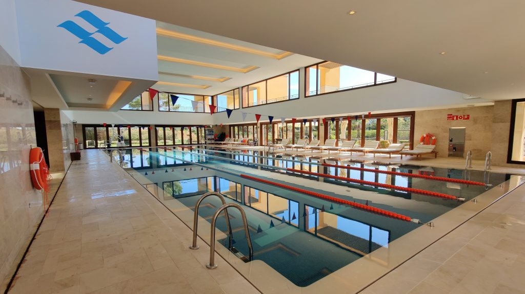 Cap Vermell Grand Hotel Mallorca Country Club Indoor Pool 2