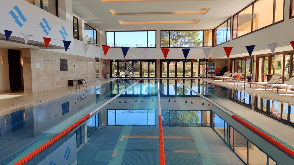 Cap Vermell Grand Hotel Mallorca Country Club Indoor Pool 3