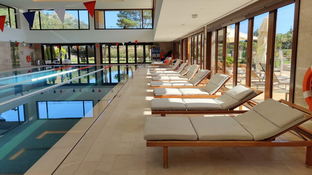 Cap Vermell Grand Hotel Mallorca Country Club Indoor Pool 4