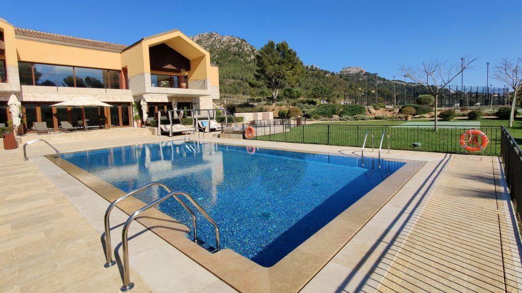 Cap Vermell Grand Hotel Mallorca Country Club Outdoor Pool