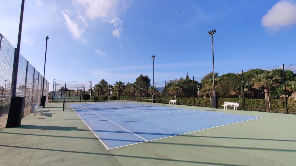 Cap Vermell Grand Hotel Mallorca Country Club Tennis
