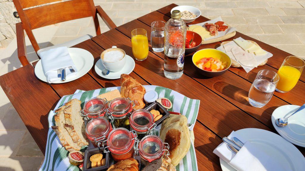 Cap Vermell Grand Hotel Mallorca Frühstück