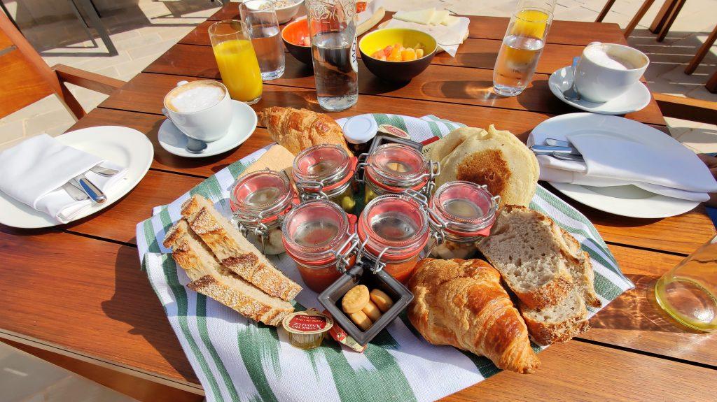 Cap Vermell Grand Hotel Mallorca Frühstück 2