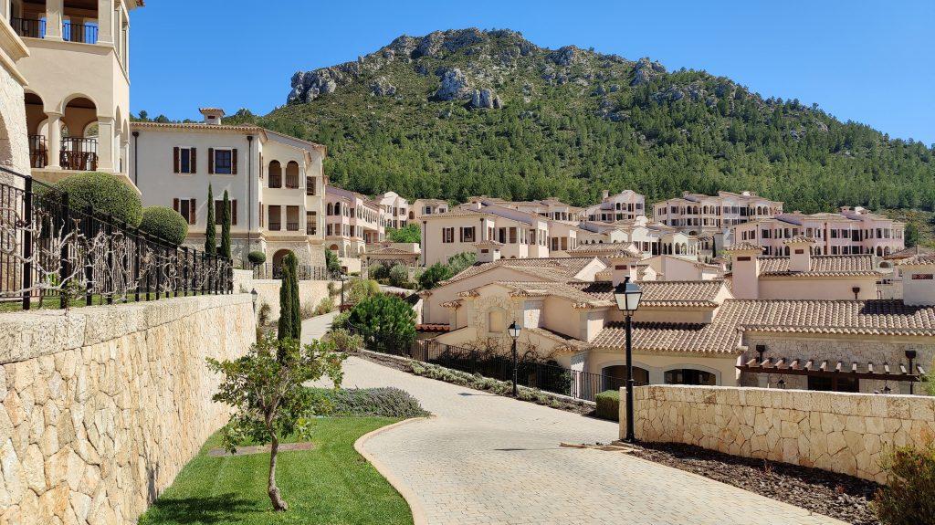 Cap Vermell Grand Hotel Mallorca Gelände 2