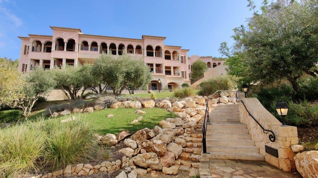 Cap Vermell Grand Hotel Mallorca Gelände 7