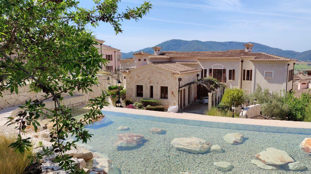 Cap Vermell Grand Hotel Mallorca Gelände 8