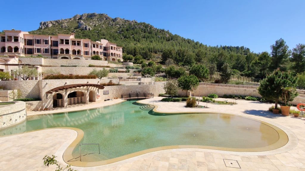 Cap Vermell Grand Hotel Mallorca Pool