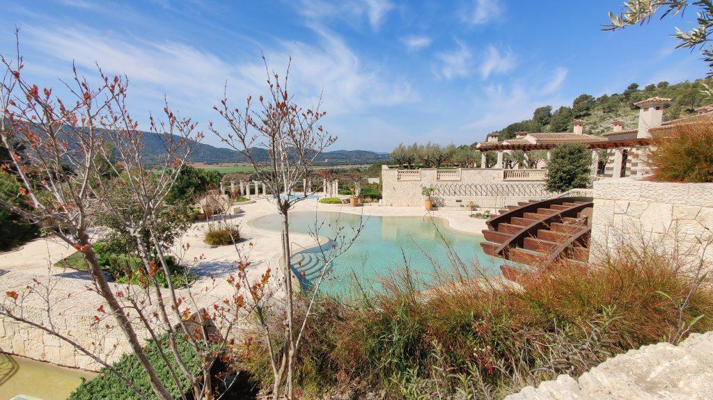 Cap Vermell Grand Hotel Mallorca Pool 5