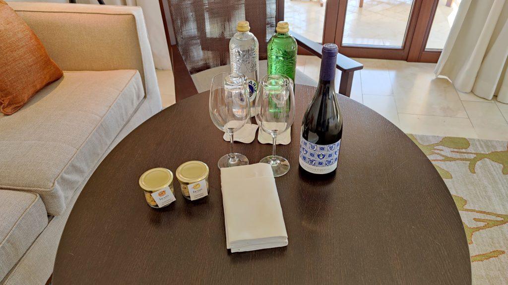 Cap Vermell Grand Hotel Mallorca Willkommensgeschenk