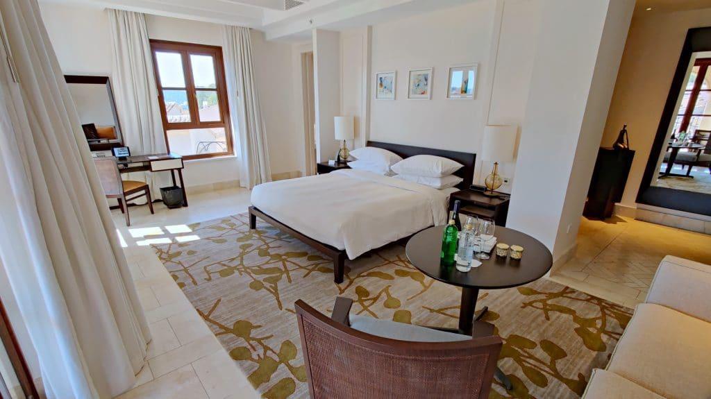 Cap Vermell Grand Hotel Mallorca Zimmer 7