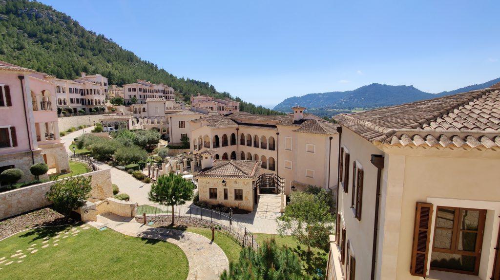 Cap Vermell Grand Hotel Mallorca Zimmer Ausblick