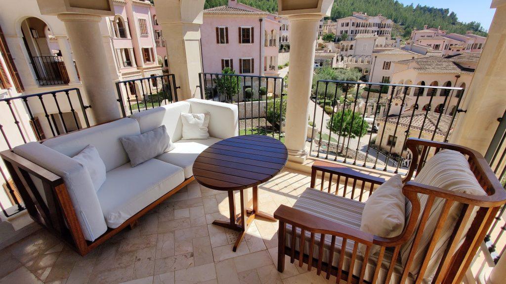 Cap Vermell Grand Hotel Mallorca Zimmer Balkon