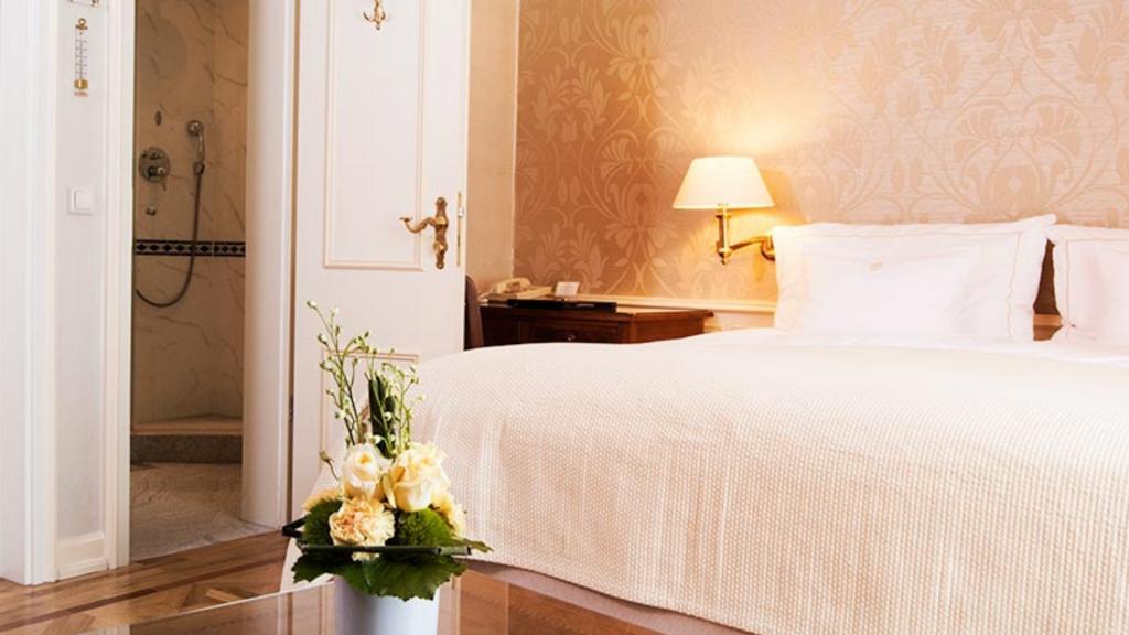 Colombi Hotel Freiburg Doppelzimmer