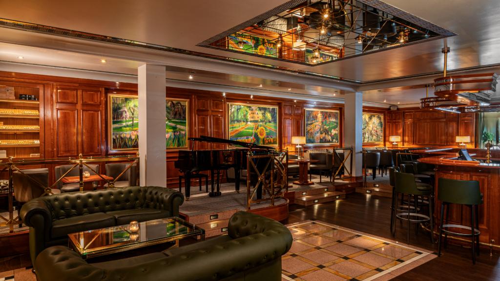 Colombi Hotel Freiburg Piano Bar