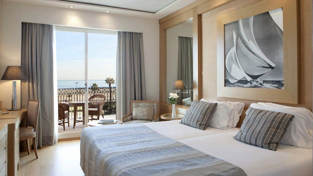 Hotel Las Arenas Meerblick