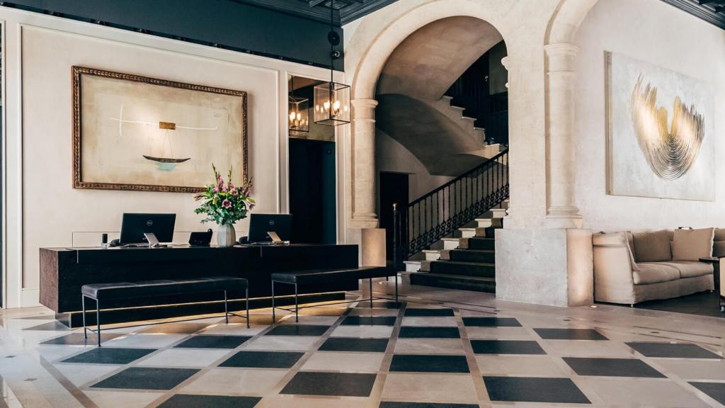 Hotel Sant Francesc Mallorca Lobby