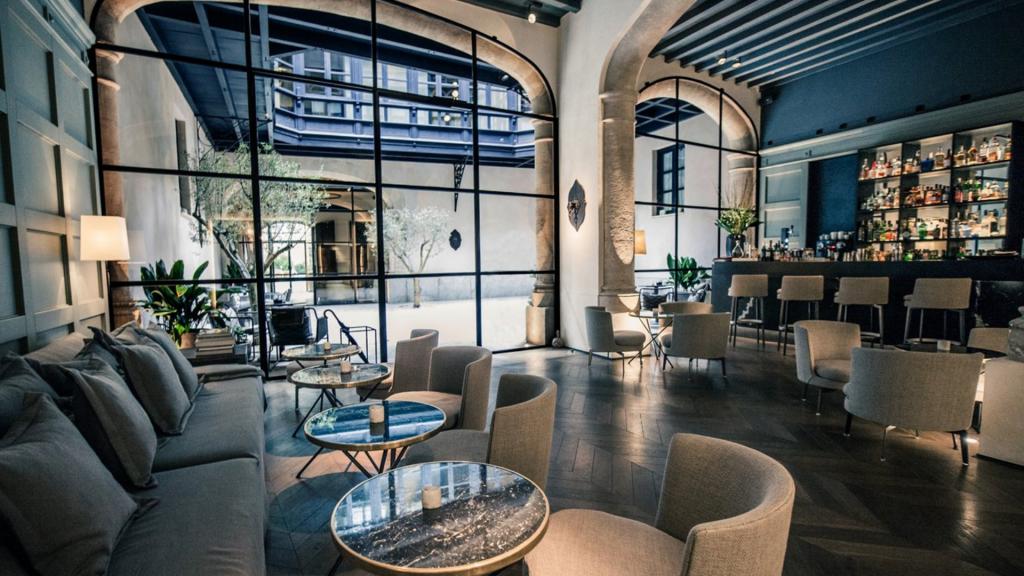 Hotel Sant Francesc Mallorca Lobby Bar