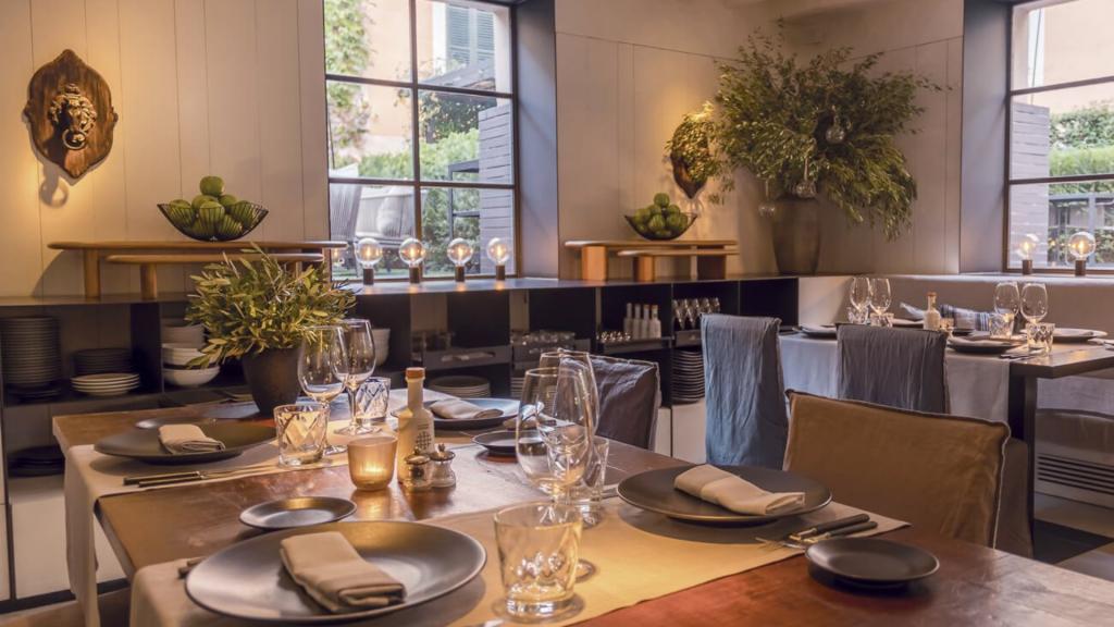 Hotel Sant Francesc Mallorca Restaurant