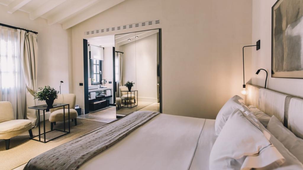 Hotel Sant Francesc Mallorca Superior Zimmer