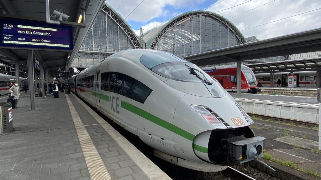 ICE 3 Frankfurt HBF