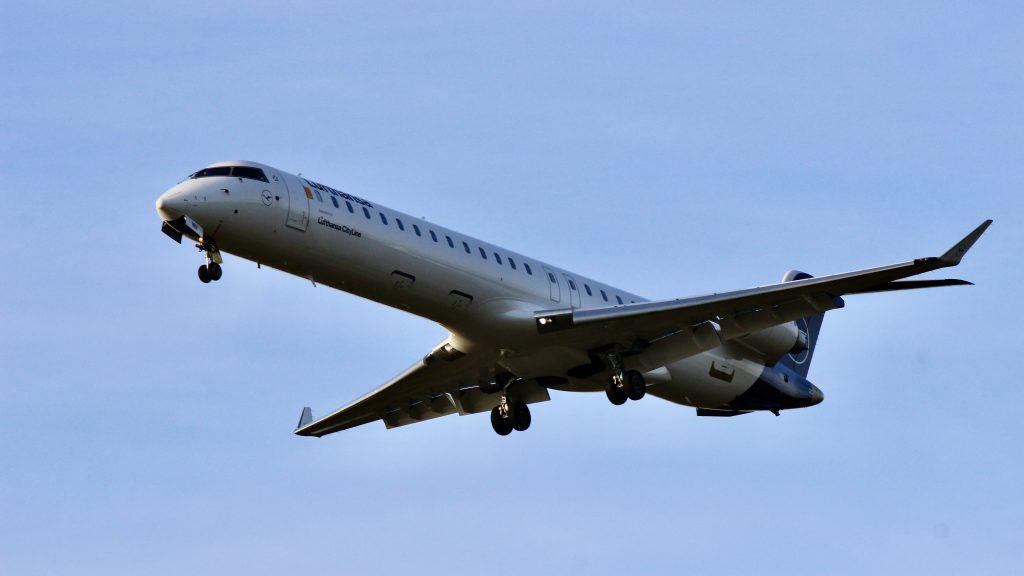Lufthansa Cityline CRJ 900