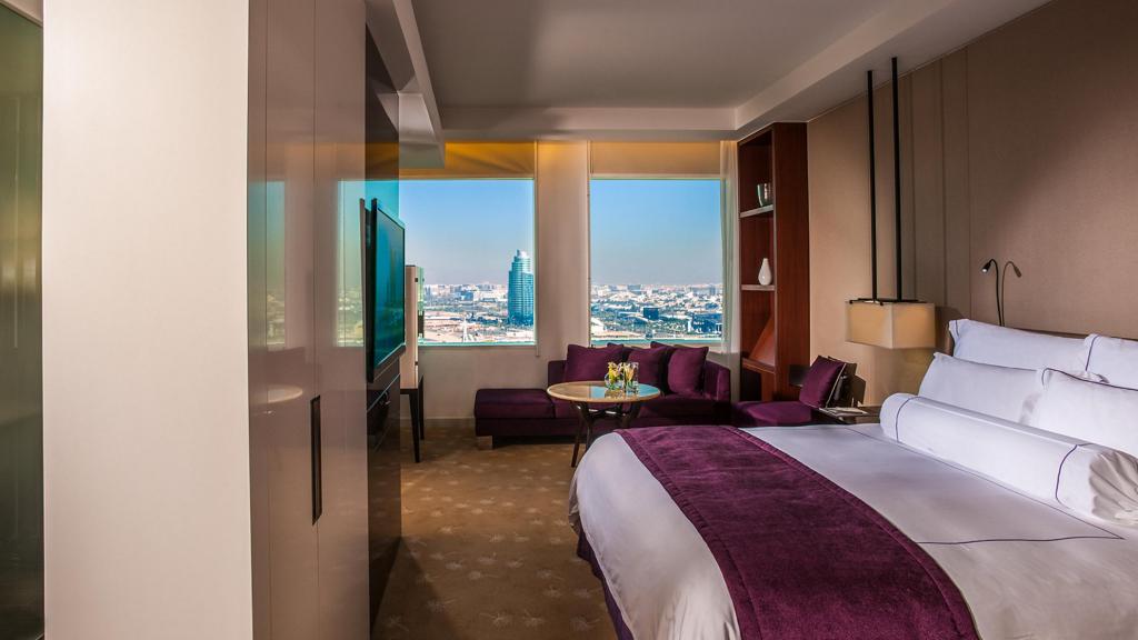 InterContinental Dubai Festival City Room