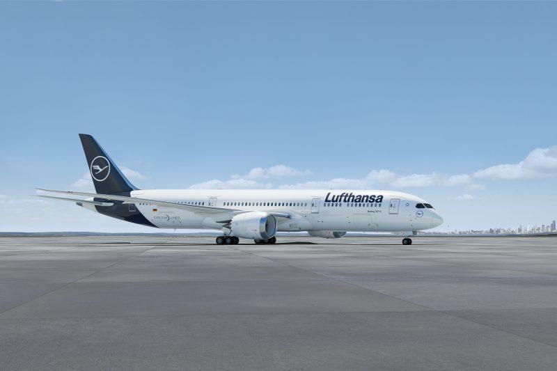 Lufthansa Boeing 787 2