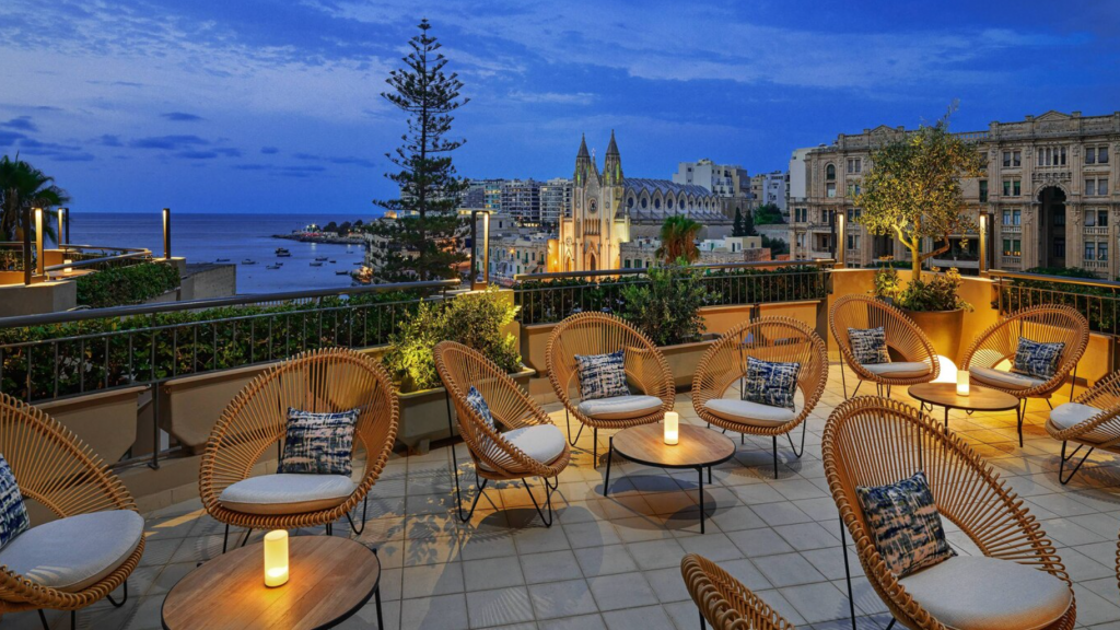 Mariott Malta Restaurant