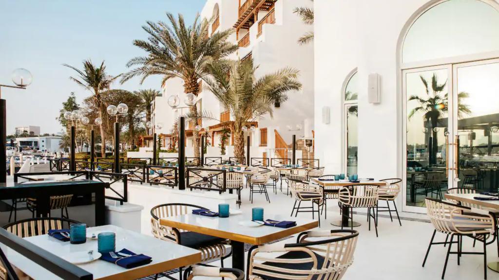 Park Hyatt Dubai Dining