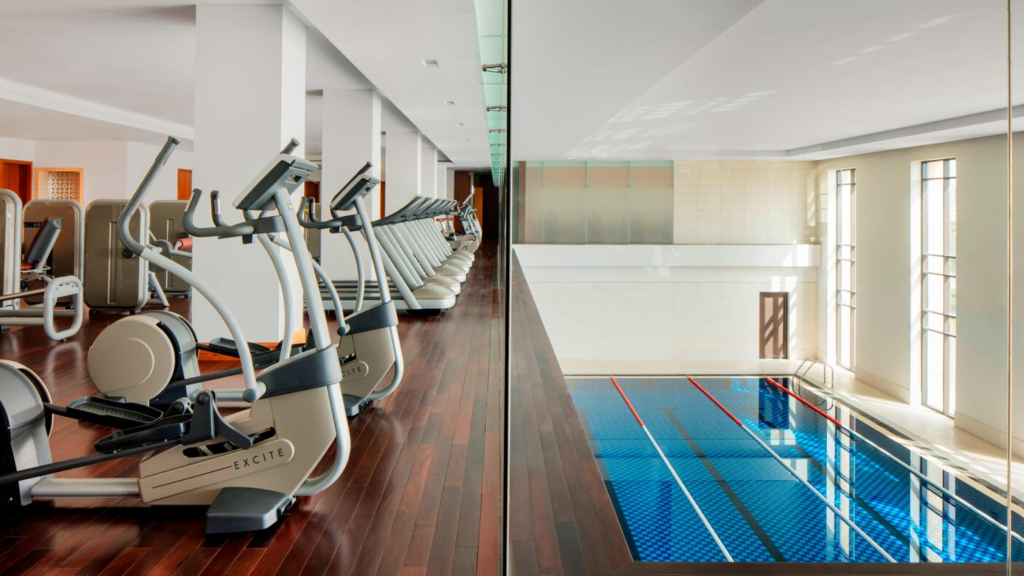 St. Regis Sadiyatt Island Abu Dhabi Fitness