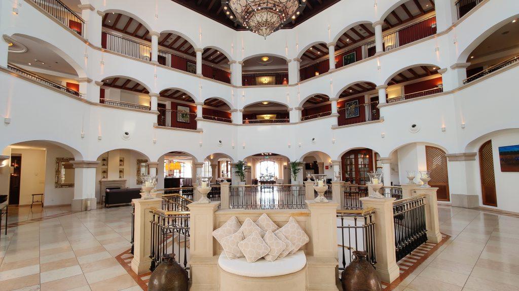 The St. Regis Mardavall Resort Mallorca Lobby